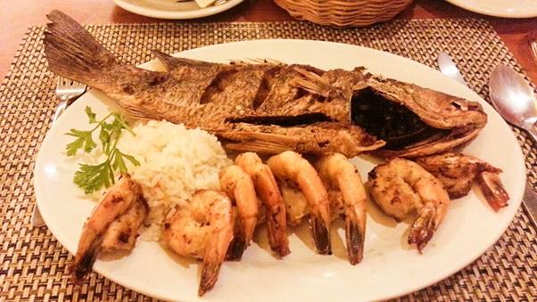 Seafood - Photo Credit Sunil UK