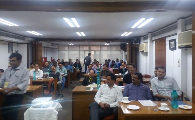 NISAA IMDG Code Workshop - Delhi November 2015