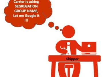 Do not Google for Segregation Group Name
