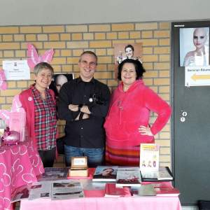 Recover Your Smile Brustkrebsinfotag 2018 Großhadern