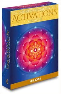 Sacred Geometry Activations Oracle | Shasta Rainbow Angels