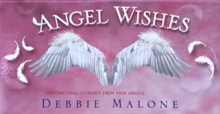 Angel Wishes Inspirational Card Deck | Shasta Rainbow Angels