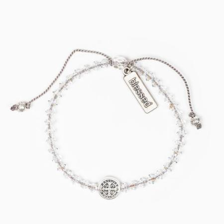 April Birthday Blessings Bracelet | Shasta Rainbow Angels