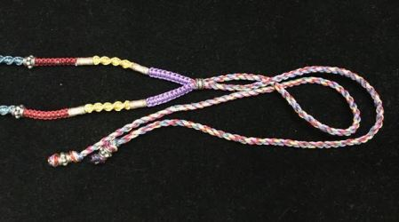 Isha Citrine Sterling Silver Necklace | Shasta Rainbow Angels