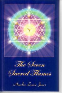The Seven Sacred Flames Book | Shasta Rainbow Angels|