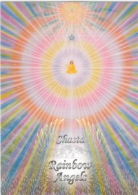 Buddha (BU5) - 5X7 Laminated Altar Card | Shasta Rainbow Angels