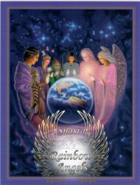 Healing Presence (HP) Laminated 5x7 Art Print | Shasta Rainbow Angels