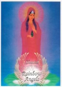 Quan Yin QY3 5x7 | Shasta Rainbow Angels