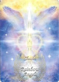 Sword of Truth (SOT) 5x7 Laminated Art Print | Shasta Rainbow Angels
