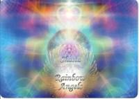Yantra Medalion (YM) 5x7 Laminated Art Print | Shasta Rainbow Angels