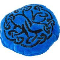 Blue Tree of Life Crystal Cushion | Shasta Rainbow Angels
