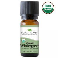 Wintergreen Organic Essential Oils | Shasta Rainbow Angels