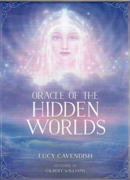 Oracle of the Hidden Worlds by Lucy Cavendish artwork by Gilbert Williams | Shasta Rainbow Angels