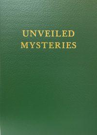 Unveiled Mysteries Green Books | Shasta Rainbow Angels
