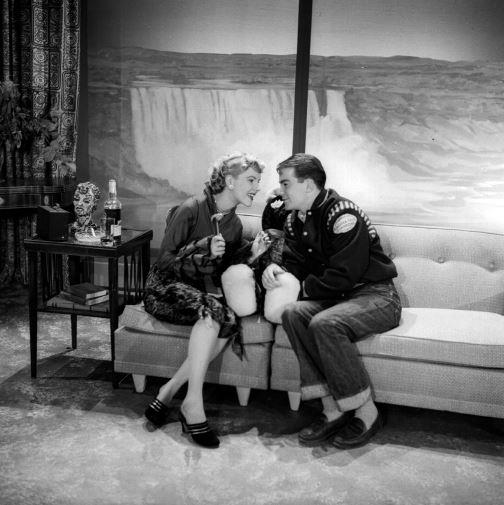 """General Motors Theatre- """"The Big Leap"""" (10/05/1954)"""