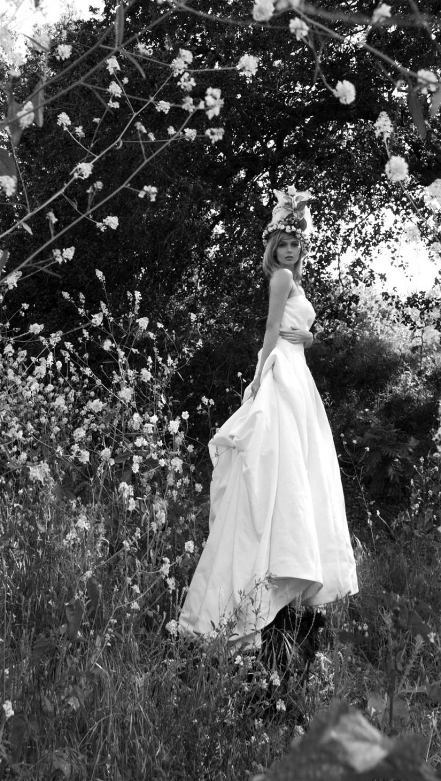 Vogue style wedding photography by celebrity fashion photographer Shaun Alexander