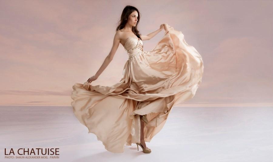 Fashion Advertising Photo for Italian fashion designer