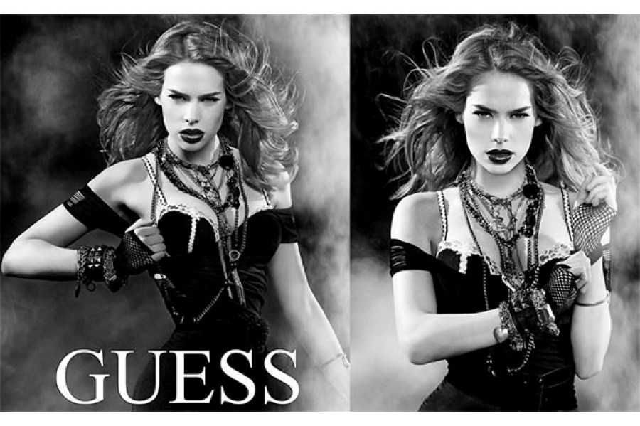 Guess Campaign