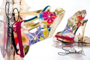 Italian shoe catalog photography