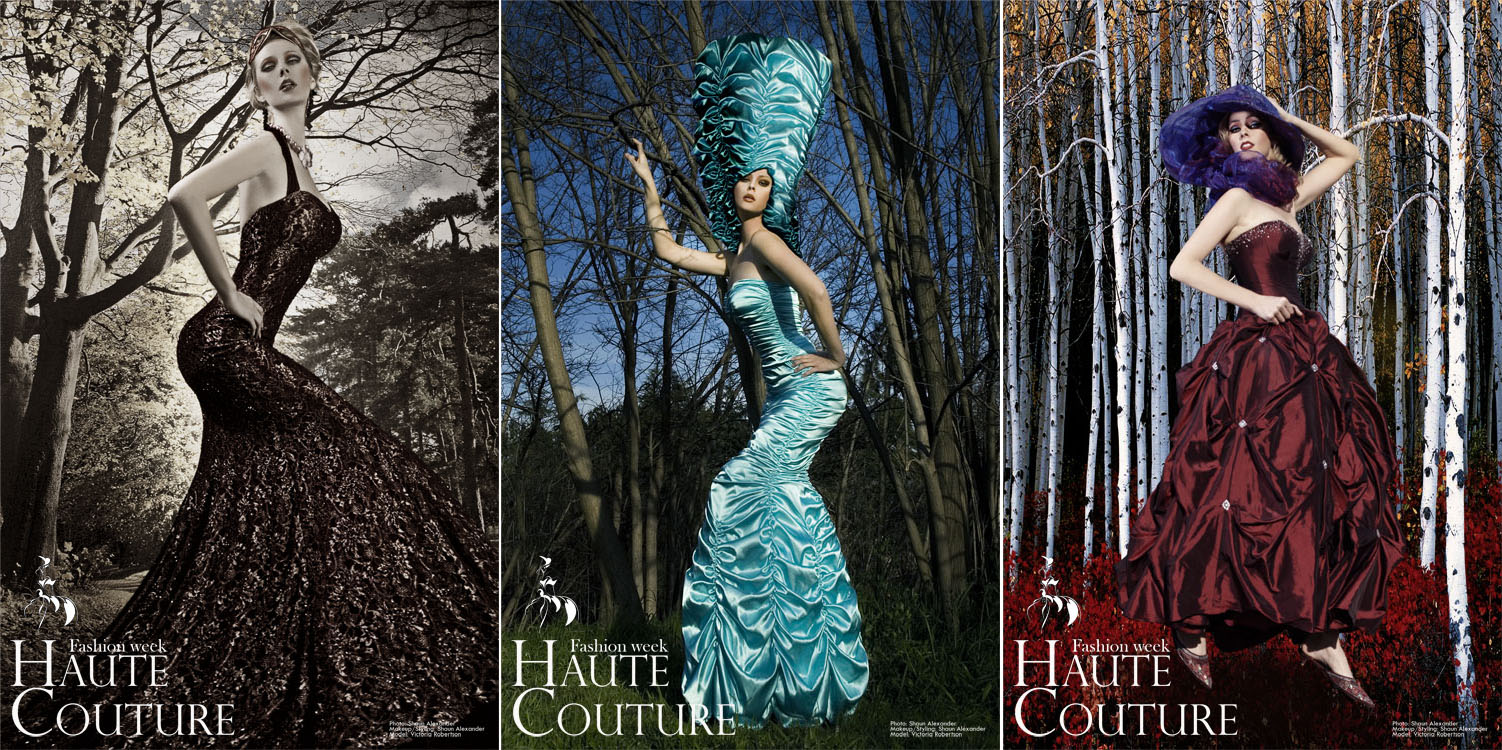 fashion stylists Haute Couture