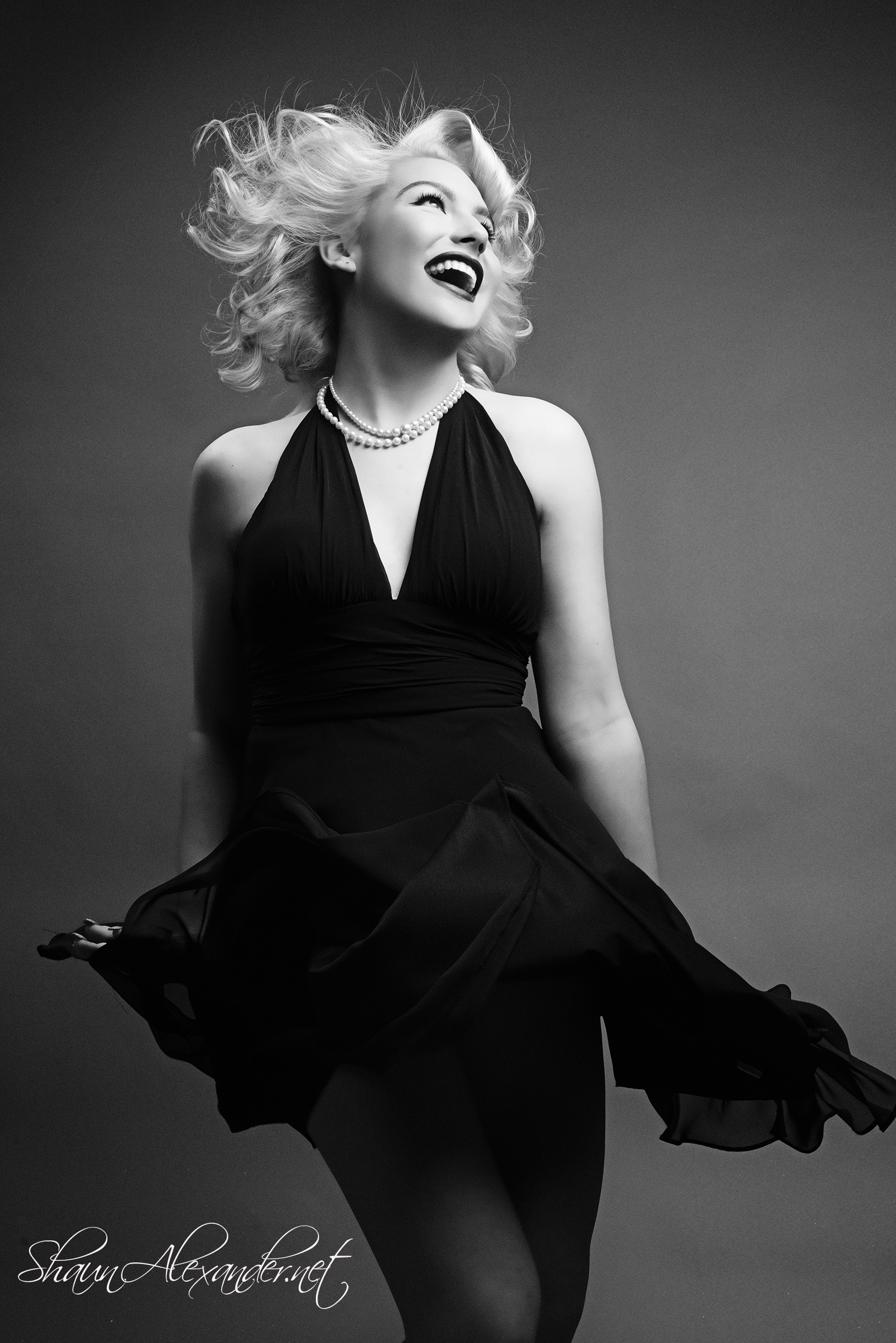 old hollywood lighting. Old Hollywood Marilyn Monroe Style Photo Shoot By Fashion Photographer Shaun Alexander Lighting