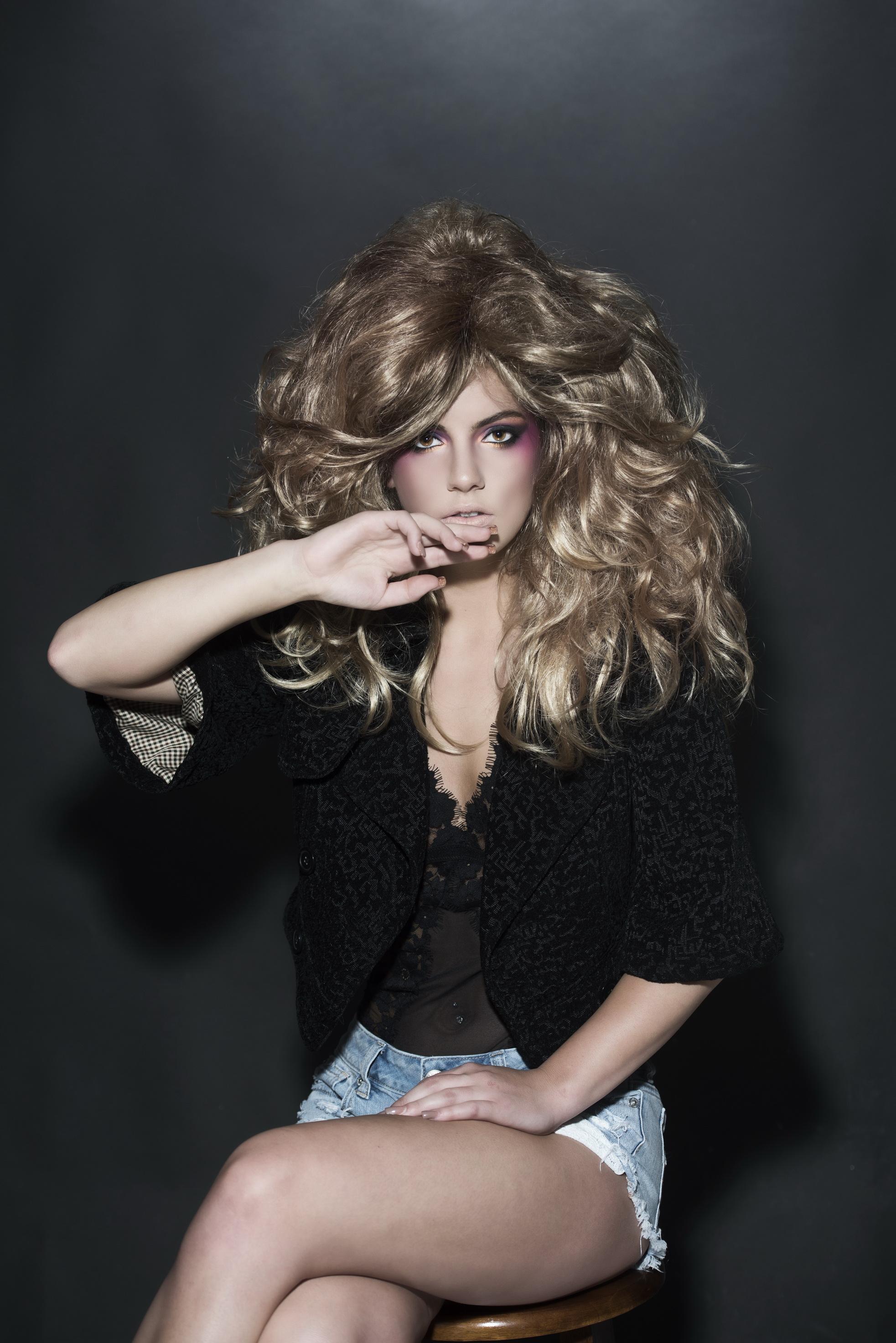 Model Photographer Shaun Alexander-Victoria Weber Modeling Portfolio