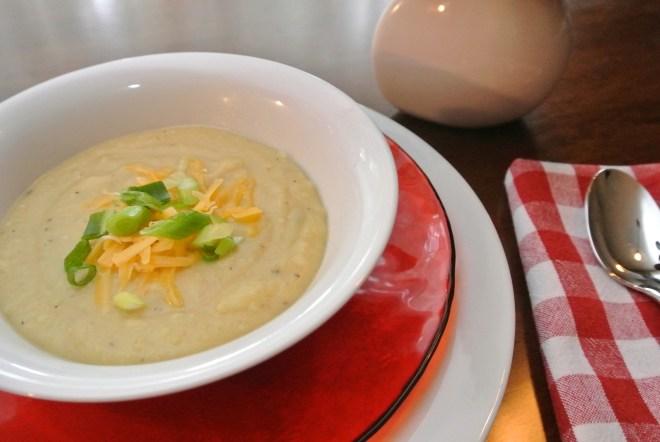 Potato Cheddar Soup1
