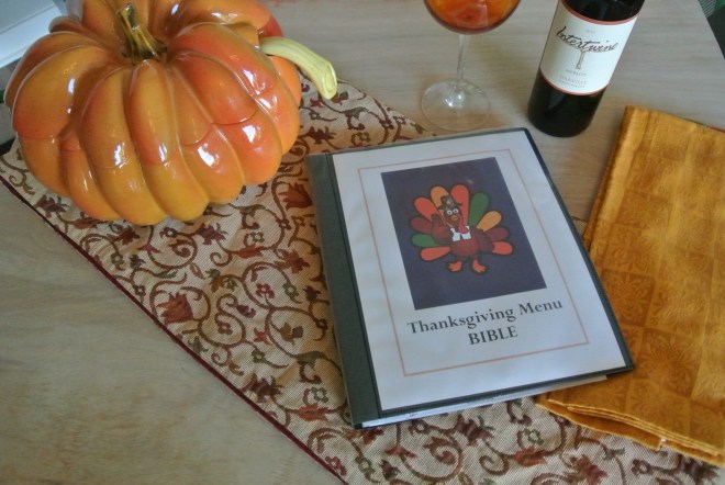 Thanksgiving Bible