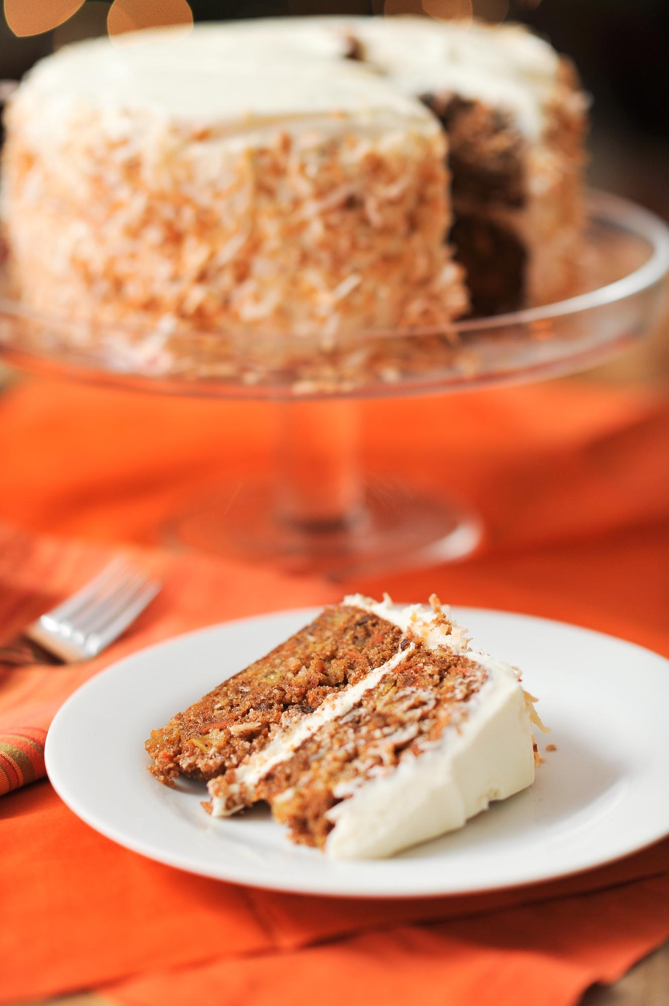 Kevins Carrot Cake