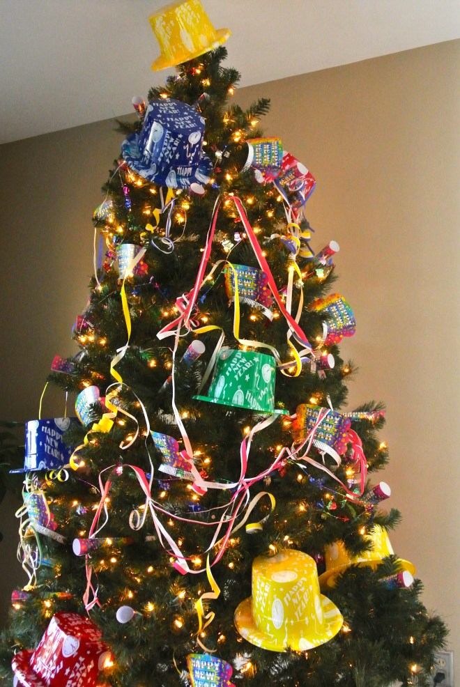 New Years Tree 1