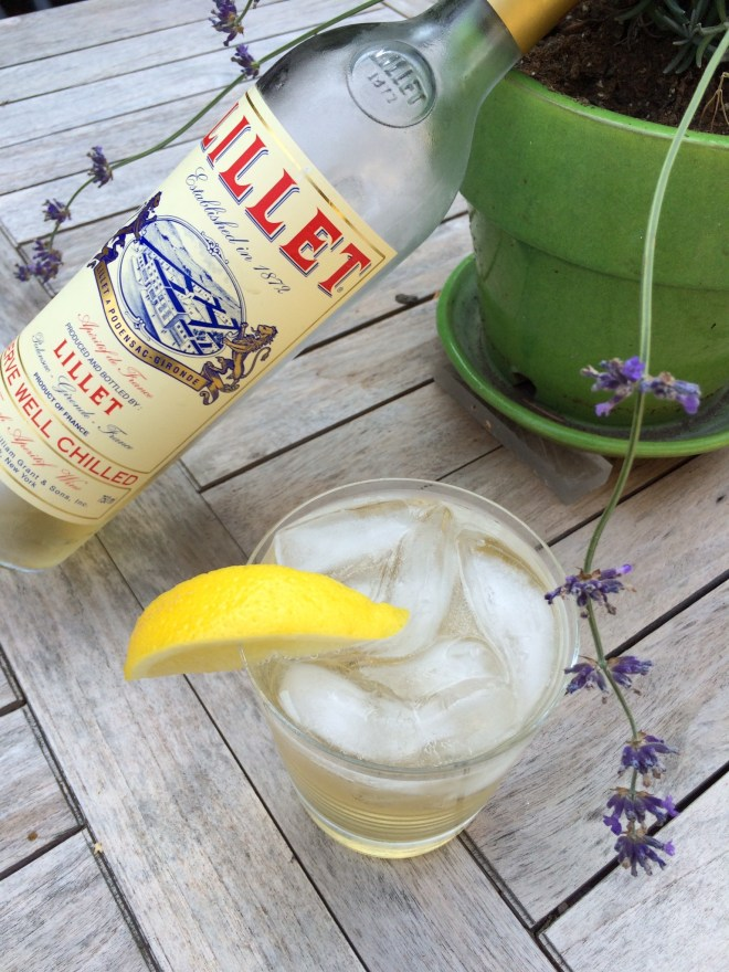 Lemon Lillet