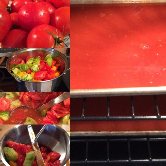 Tomato Paste Process