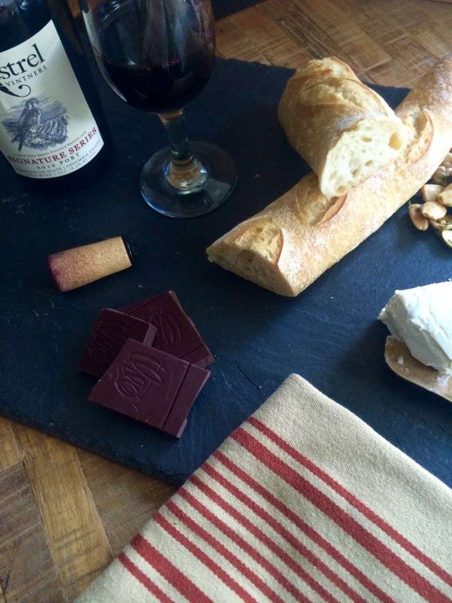 Cheese & Port