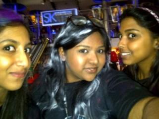 Ava Starr with Ruu108 and ShreyaTulsi108