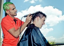 Head in the clouds for Shavathon at Netcare