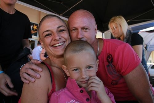 The Roux family shave