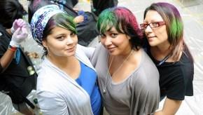 UCT Shieyaam Jacobs, Janine Osmon and Carmen Pearce