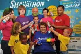CANSA Shavathon 10 Year Launch