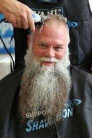 Leave the beard