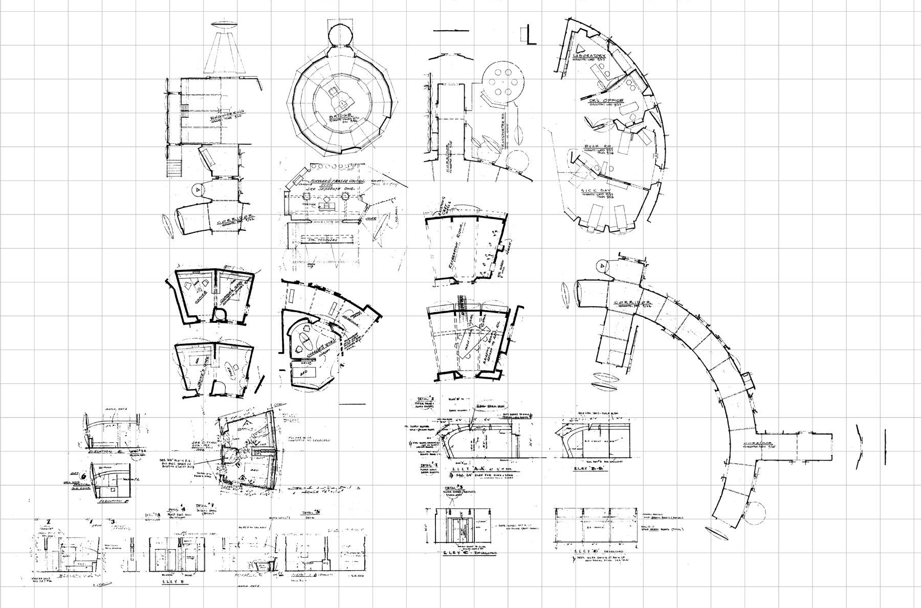 Another Fan Attempt At Tos Deck Plans