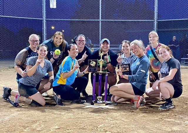 Danchris Nursery claimed this year's championship in Ottawa City Rec Softball's women's league.