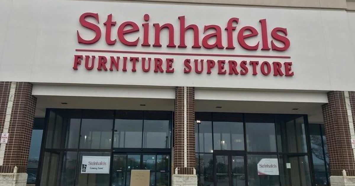 steinhafels to open in crystal lake at