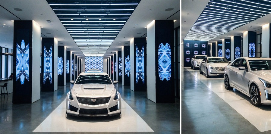 Shawmut How does one of America s premier auto brands continue to innovate after  more than a century of business  It builds Cadillac House   a creative  gathering spot