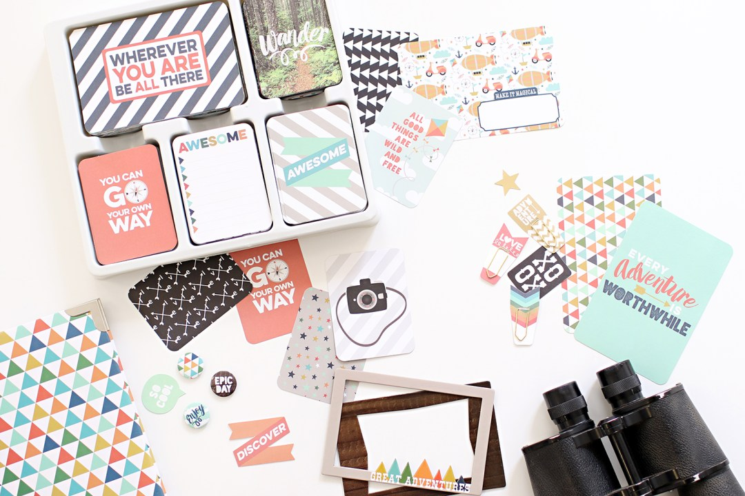 Project Life Explore Edition by Shawna Clingerman