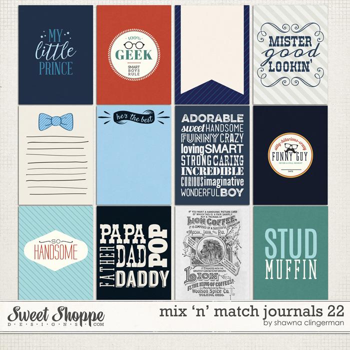 journal card set 22