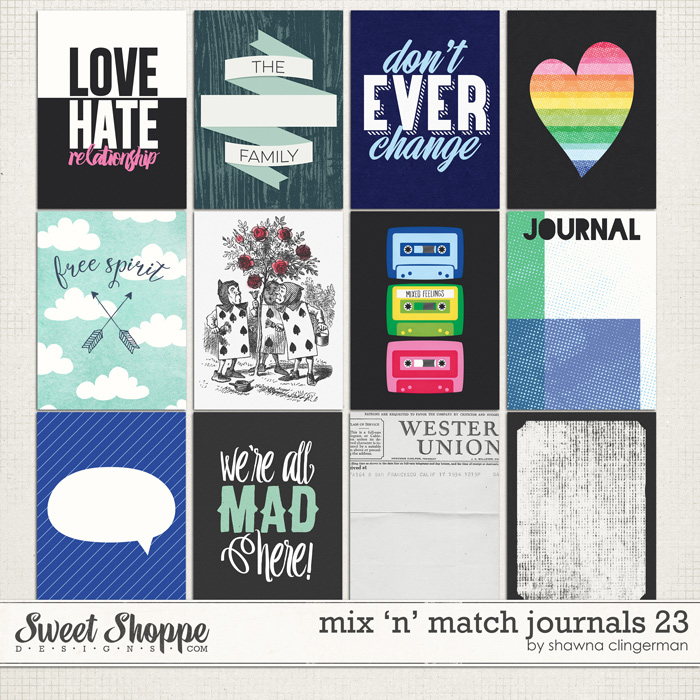 journal card set 23