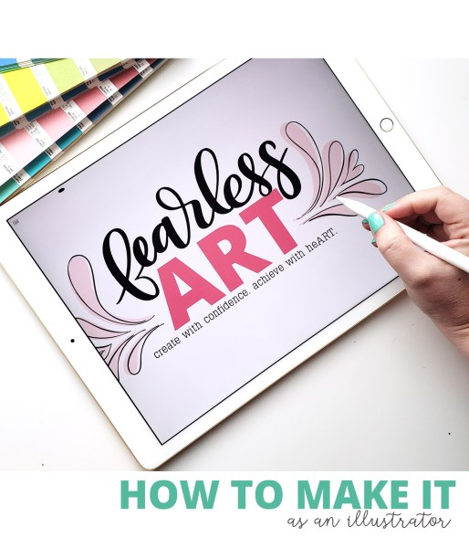 How to make it as an illustrator with Shawna Clingerman