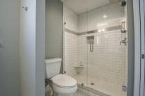 Shower - Main Floor