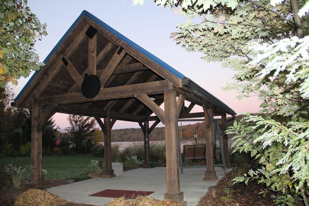 Wellington Pavilions Shawnee Structures