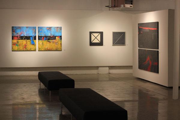rosalux gallery interior